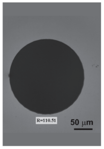 FEMTOSECOND LASER INDUCED CHEMICAL ETCHING OF FUSED SILICA